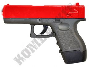 G16 Metal BB Gun | Glock Replica Spring Airsoft Pistol 2 Tone Colours | BBGUN SHOP